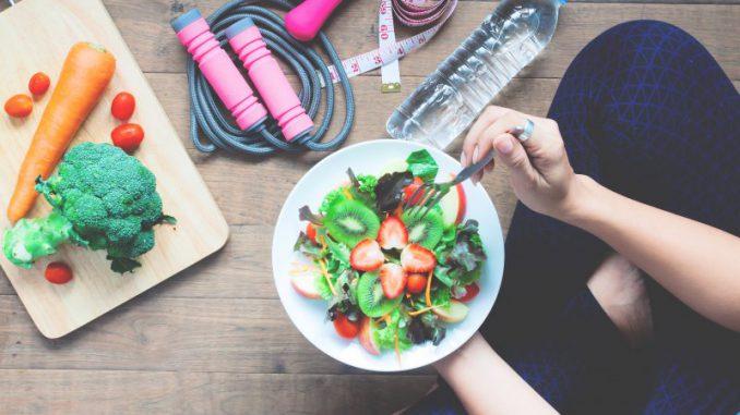 zdrowa dieta odchudzająca