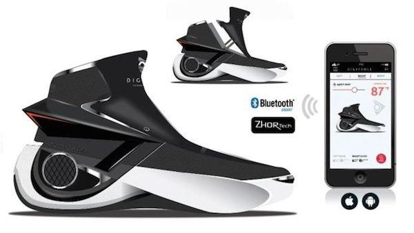 Smartshoe – inteligentne buty dla sportowców