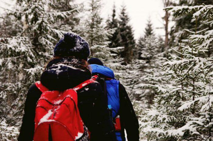 Jaki ubrania należy zabrać w góry zimą?