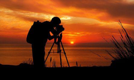 aparat fotograficzny dla turysty