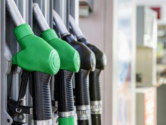 samobsługowe dystrybutory paliwa