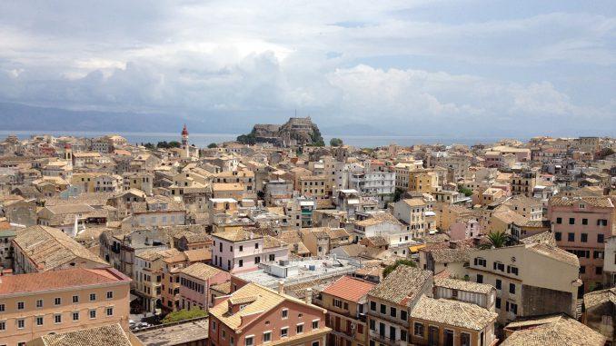 ciekawe miejsca na Korfu