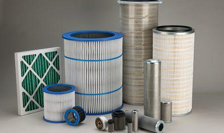 Filtry przemysłowe