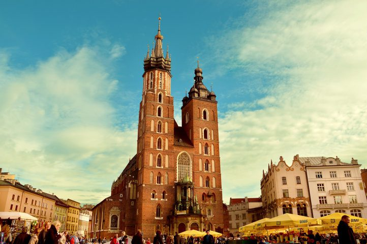 Nocleg i atrakcje w Krakowie