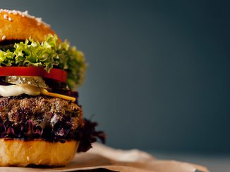 burger dla wegetarian