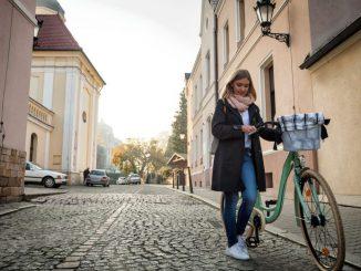 rower miejski
