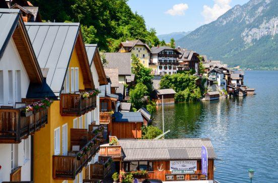 turystyka austria