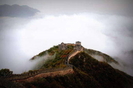 turystyka mur chiński chiny