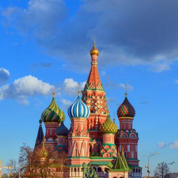 turystyka rosja kreml