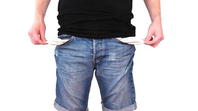 odrzucony wniosek o kredyt