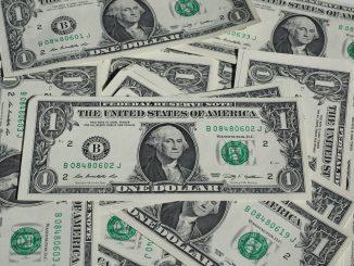 złotówki na dolary
