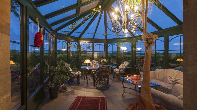balkon przestrzeń relaksu