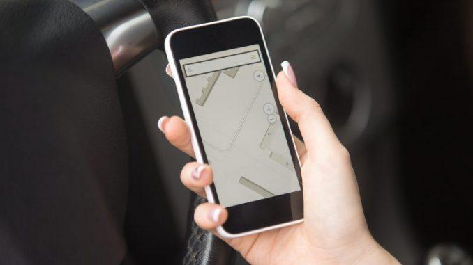 lokalizator GPS trackimo