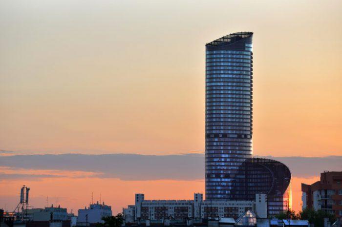 5 najciekawszych nowoczesnych budynków Wrocławia