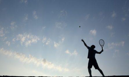 sprzęt do tenisa