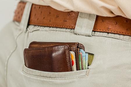 portfele skórzane męskie markowe