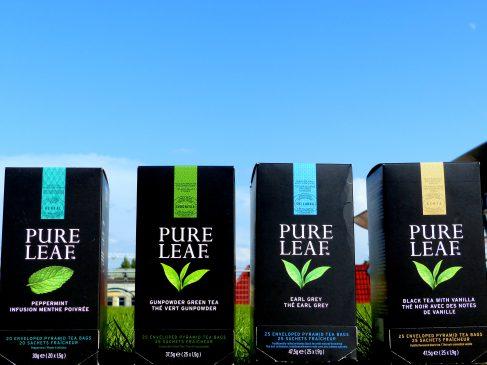 prawdziwa herbata pure leaf