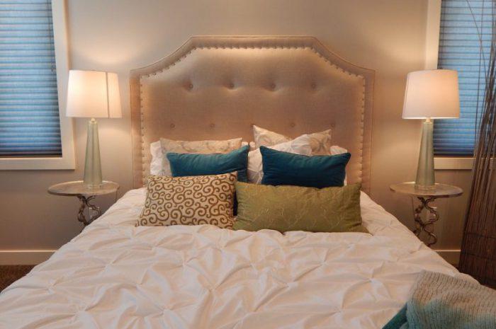 Sypialni – jak urządzić nowoczesne wnętrze?