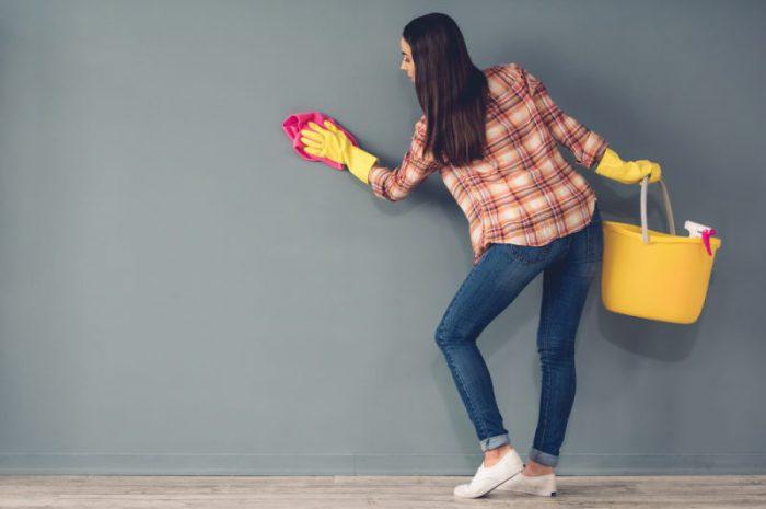 Jak pozbyć się grzyba ze ściany?