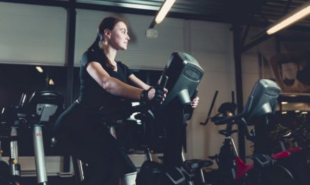 orbitrek fitness