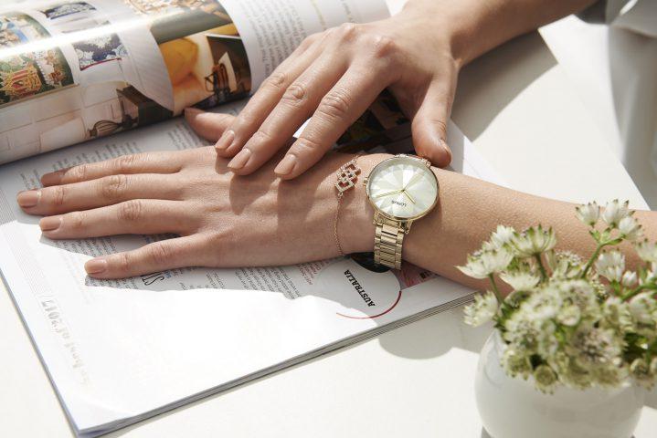 Nowa seria damskich zegarków Lorus