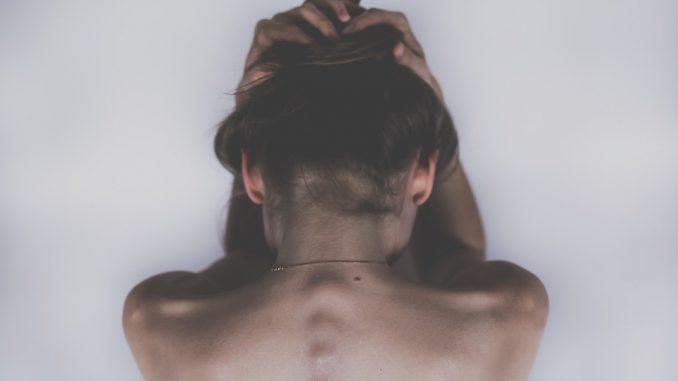 kobieta depresja