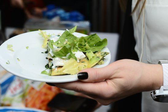 omlet z tapioki