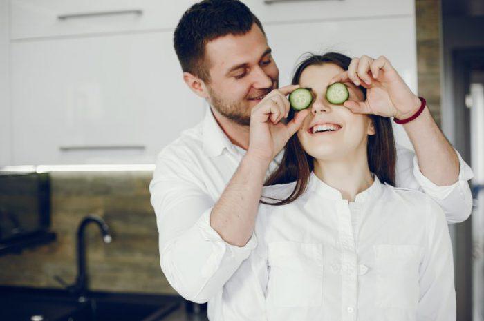 Przepis na pyszną sałatkę z ogórków
