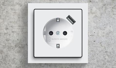 Gniazda z USB – praktyczne połączenie funkcjonalności z estetyką wykonania