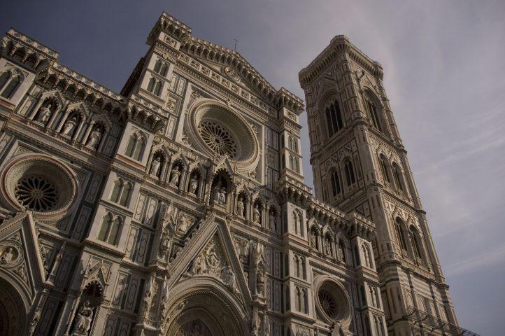 Florencja, kwitnące miasto Toskanii