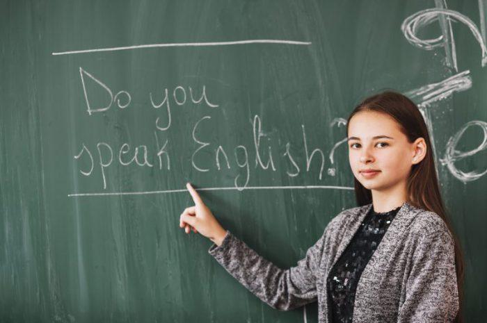 Jaki poprawić znajomość angielskiego?