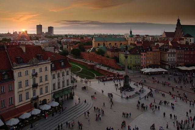 Warszawa dla studentów