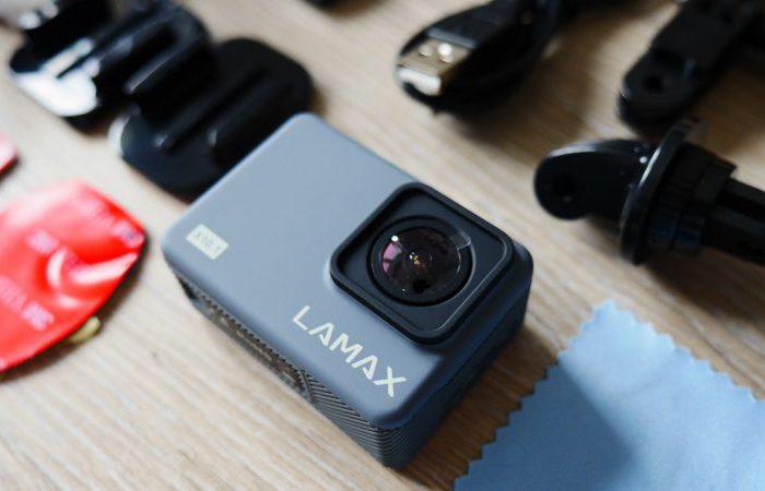 Kamerka sportowa Lamax 10.1 – recenzja