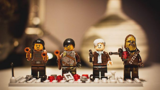 klocki lego star wars