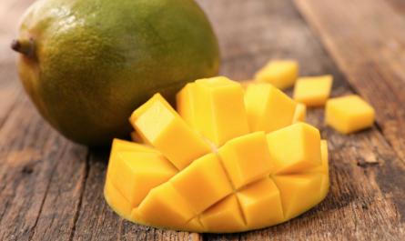 mango owoc