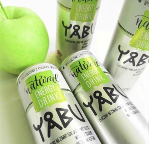 Yabu Energy Drink – naturalny skład i pyszny smak