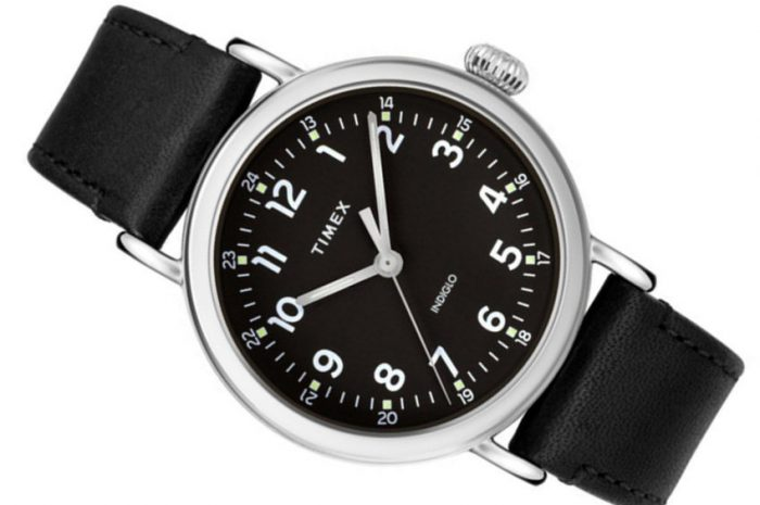 Timex Weekender, czyli wygoda i styl na co dzień