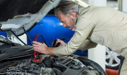 ladowanie akumulatora samochodowego