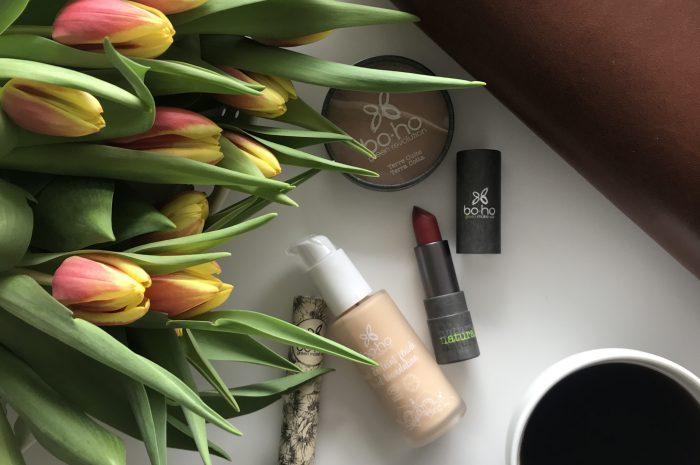 Świadomy makijaż z BoHo Green Make-Up