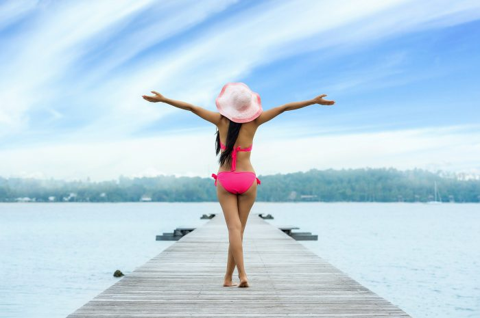 Rodzaje depilacji bikini