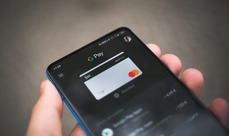 Google Pay - czym jest i jak dziala