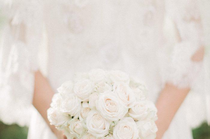 Szczupła panna młoda: jaka suknia ślubna?